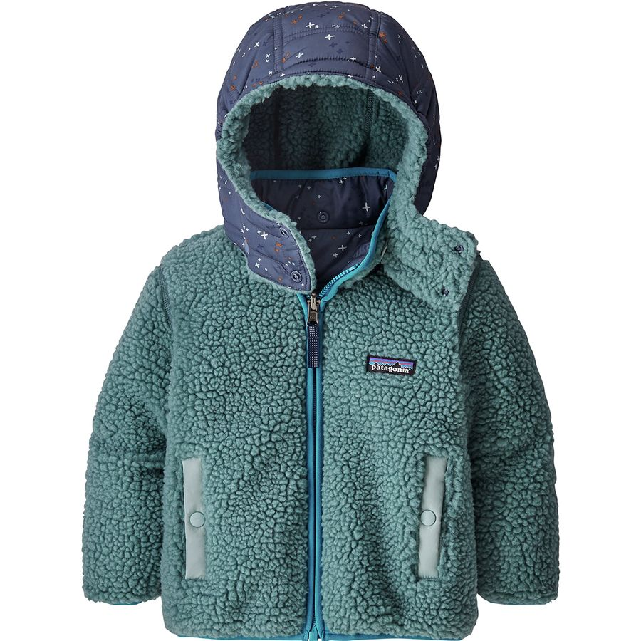 e55e53108 Patagonia Reversible Tribbles Hooded Jacket - Toddler Boys ...