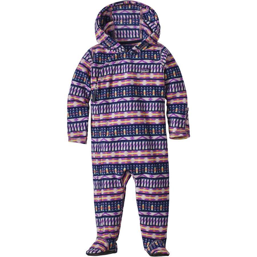 fab16dd35ff7 Patagonia Micro D Bunting - Infant Girls