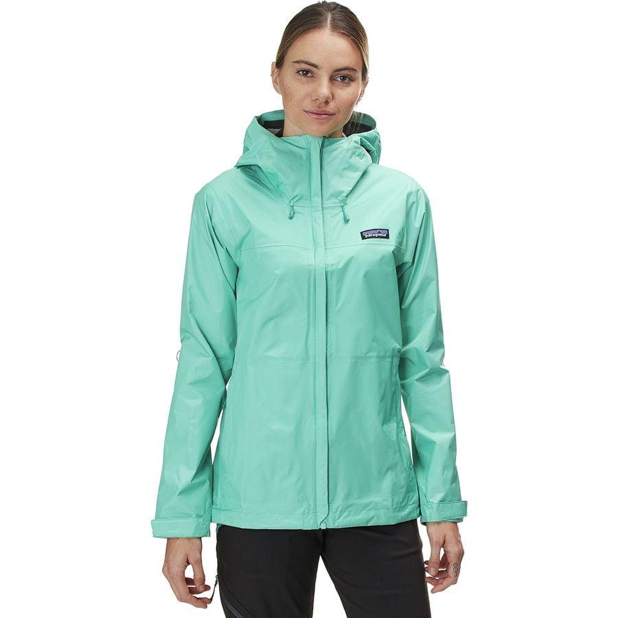 52698a56fb Patagonia - Torrentshell Jacket - Women s - Vjosa Green