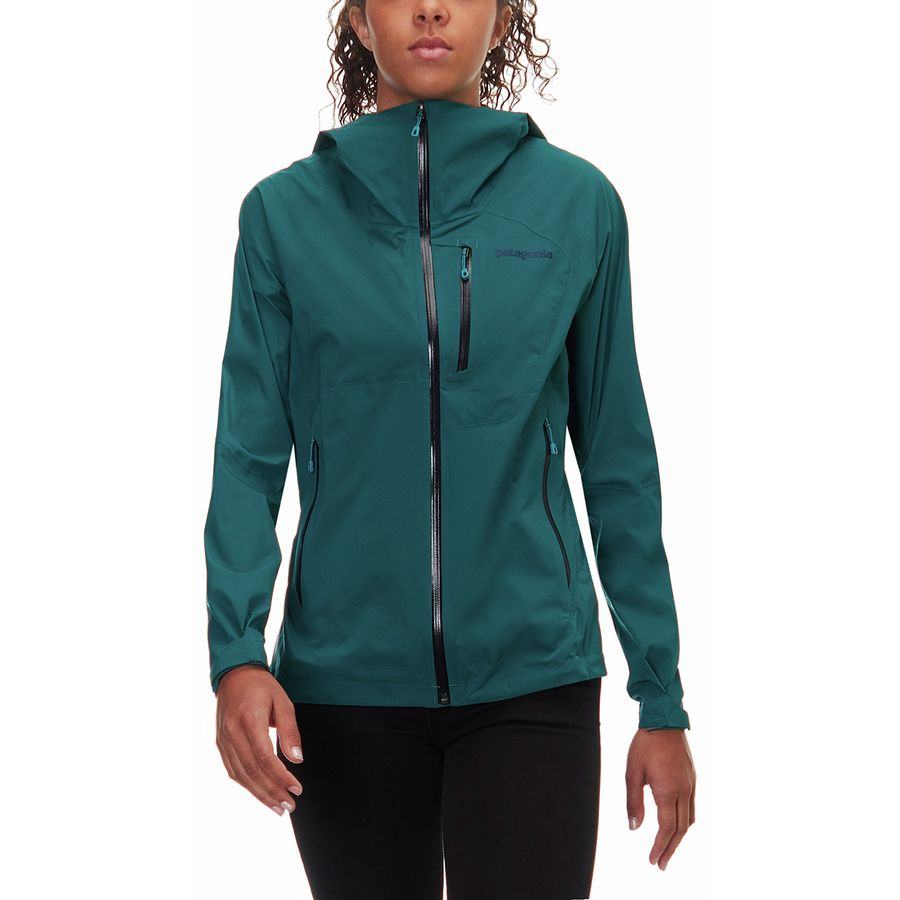 Patagonia - Stretch Rainshadow Jacket - Women s - Elwha Blue dae764143