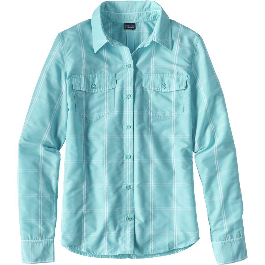 Patagonia Overcast Shirt - Womens