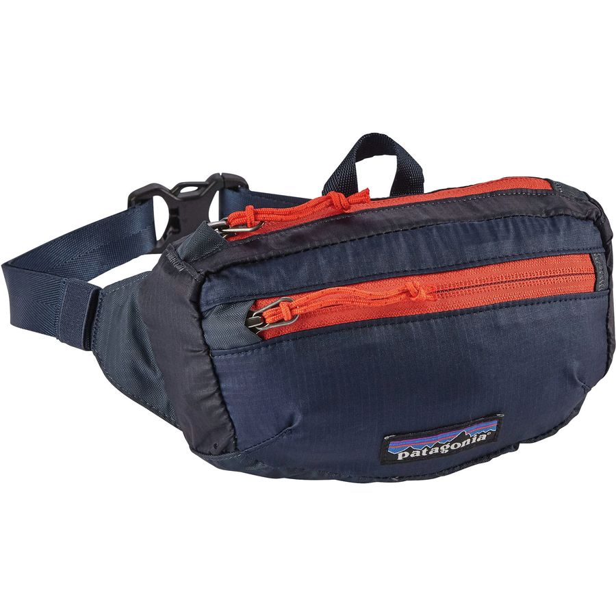 Lightweight Travel Trailer: Patagonia Lightweight Travel Mini 1L Hip Pack