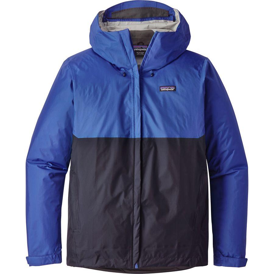 Men's patagonia windbreaker jacket
