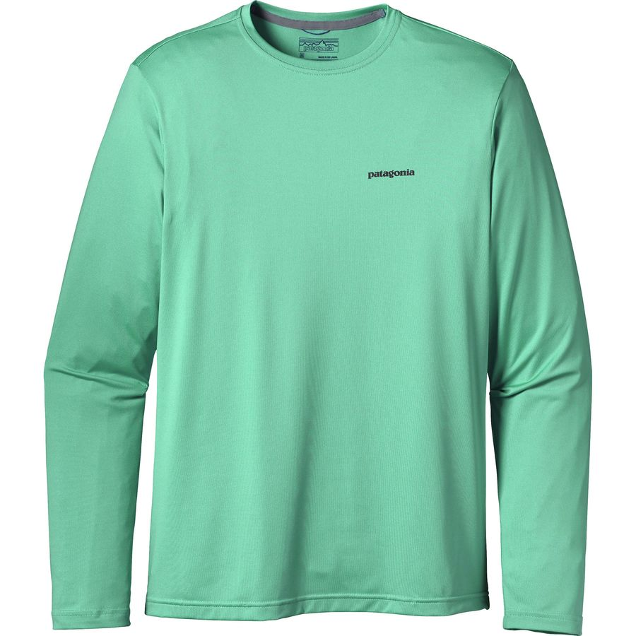 Patagonia Graphic Technical Fish Tee - Mens