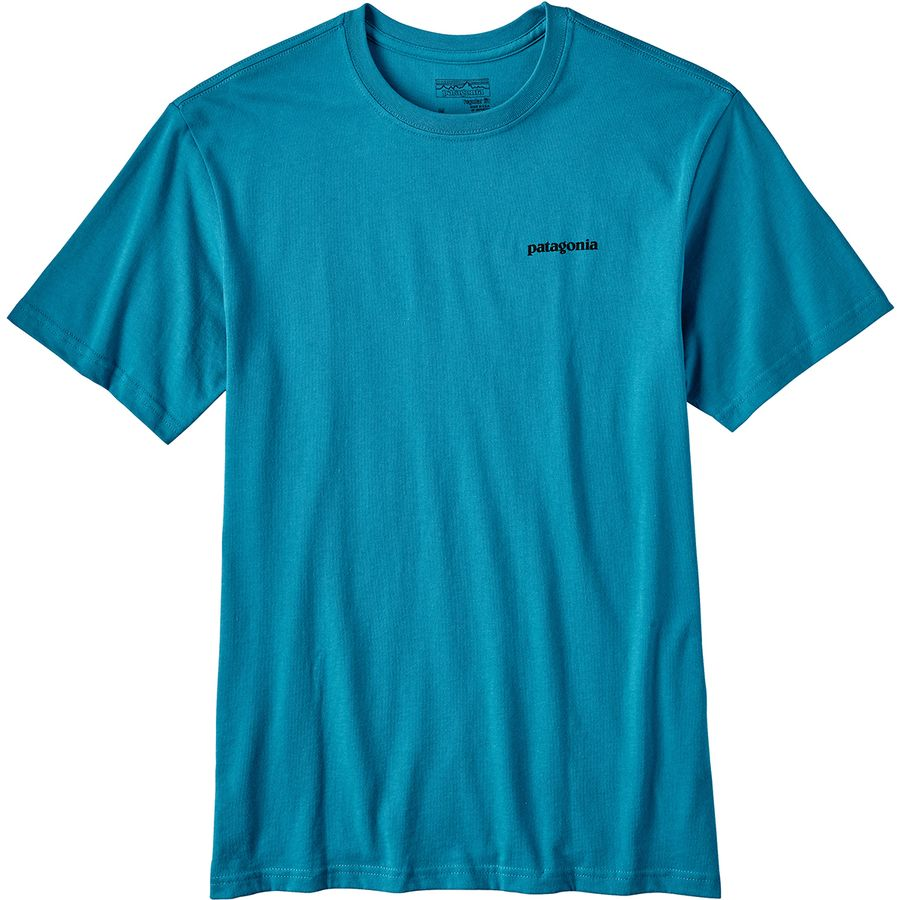 Patagonia Trout Fitz Roy T-Shirt - Mens