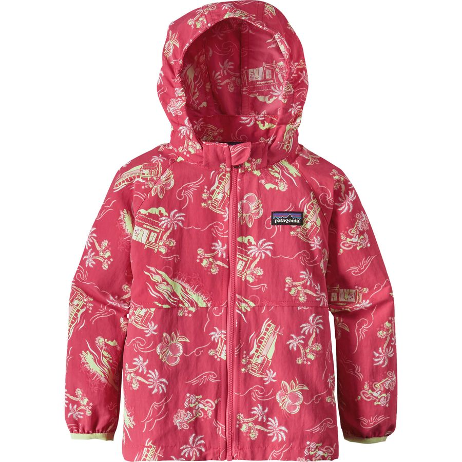 Patagonia Baggies Jacket Infant Girls Backcountry Com
