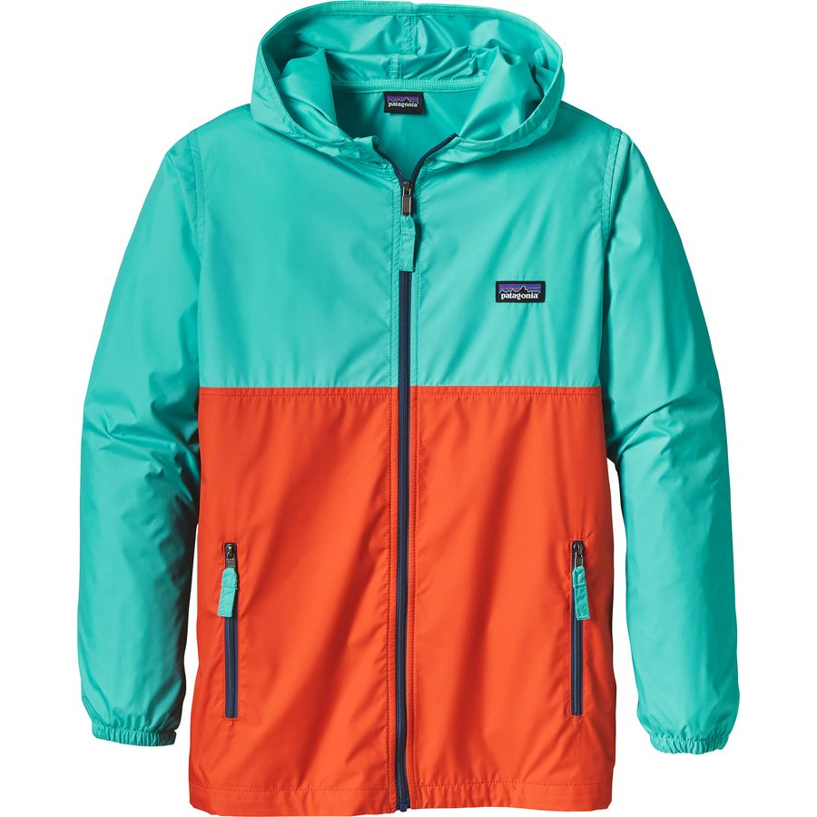 Patagonia Light Amp Variable Full Zip Hoodie Boys