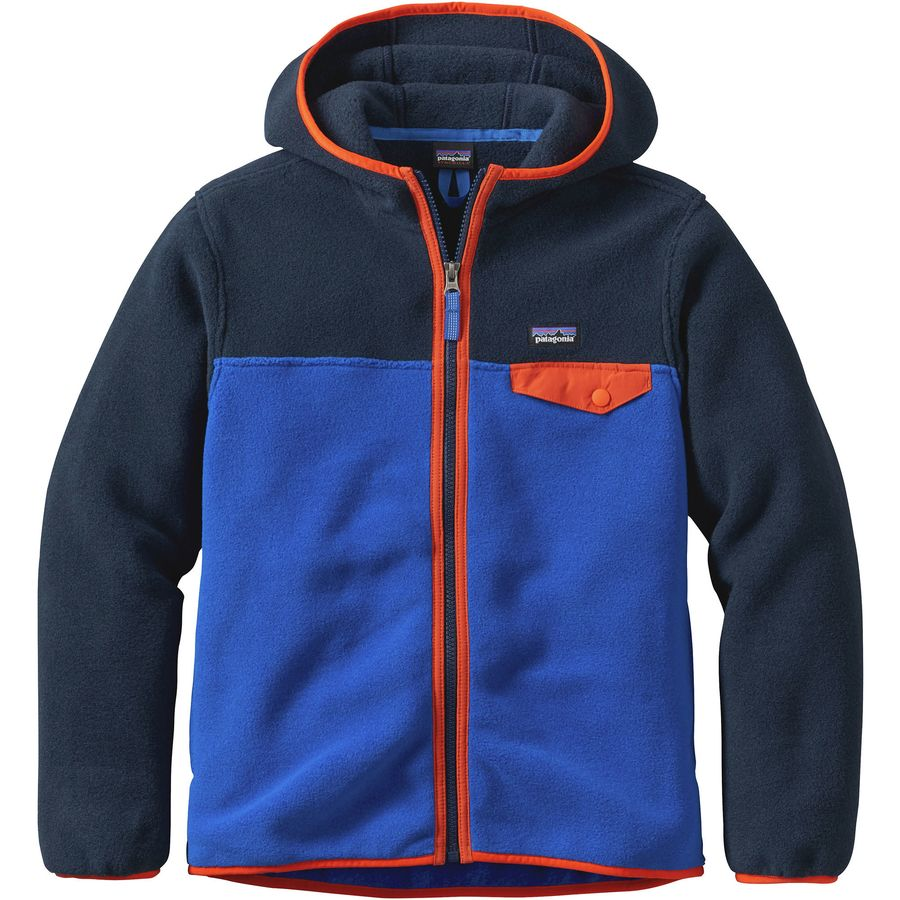 Patagonia Lightweight Synchilla Snap T Hooded Fleece