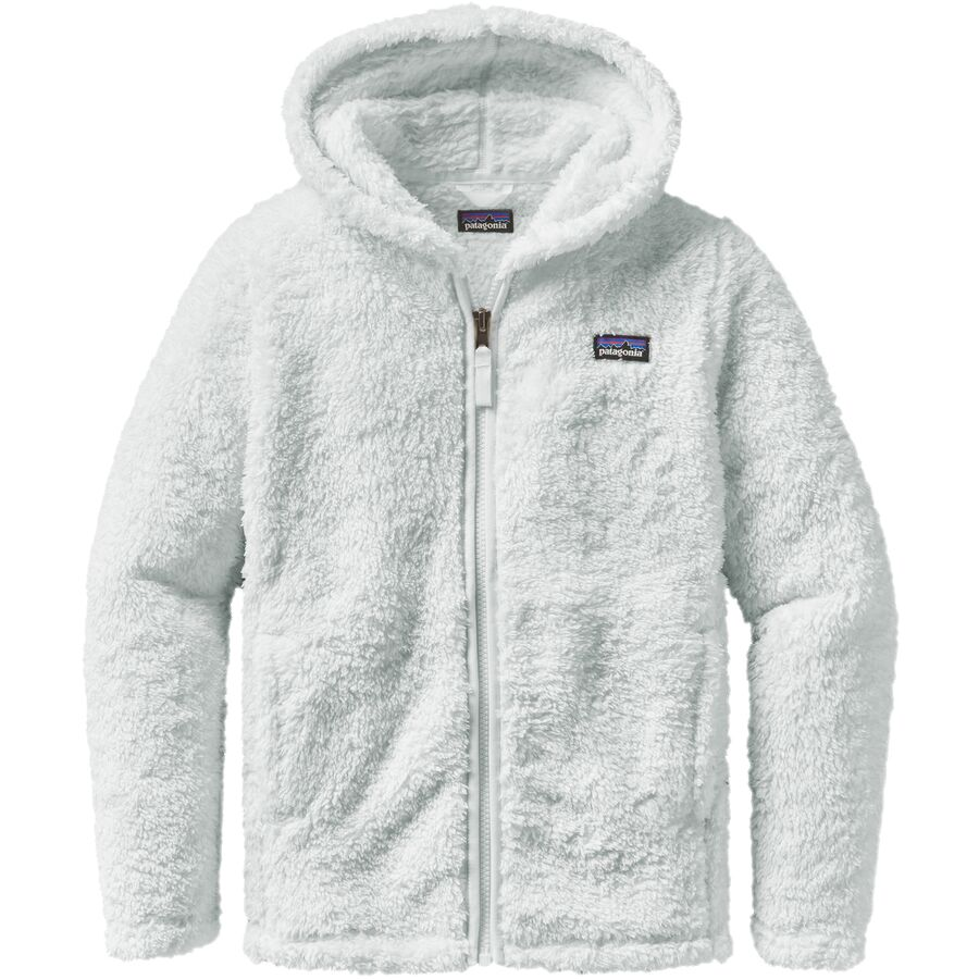 Patagonia Los Gatos Fleece Hooded Jacket - Girls' | Backcountry.com