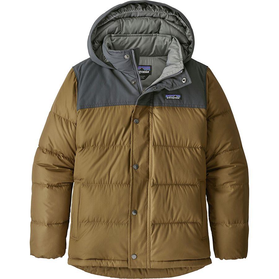 54f317cda Patagonia Bivy Down Hooded Jacket - Boys