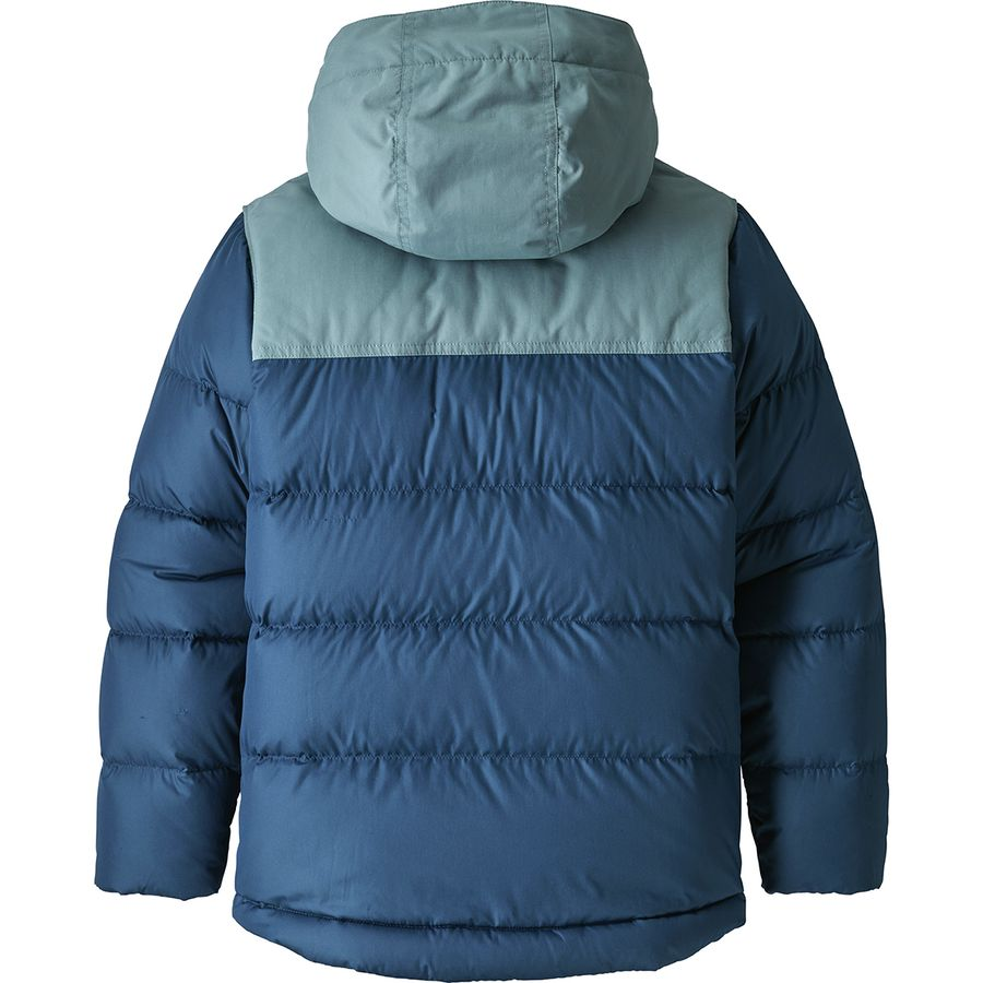 Patagonia Bivy Down Hooded Jacket Boys Backcountry Com