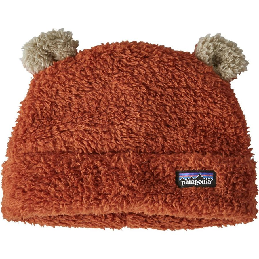 Patagonia - Baby Furry Friends Hat - Infants  - Copper Ore 0f052280484