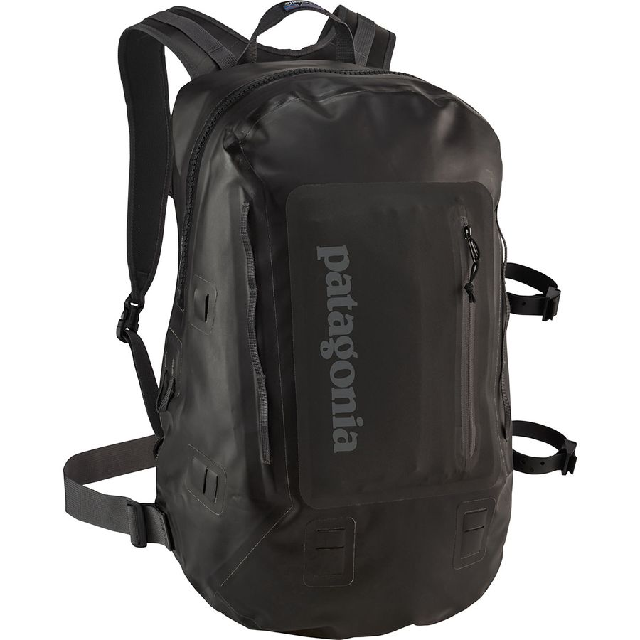 f108f158b4 Patagonia - Stormfront Backpack - 1709cu in - Black