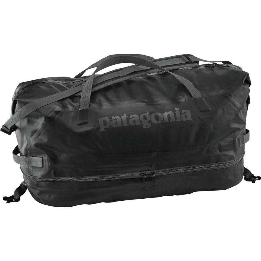 Patagonia 65l Wet Dry Duffel Black