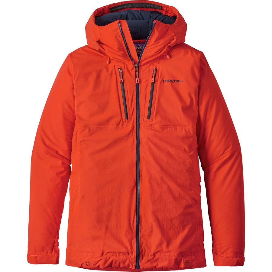 Patagonia Stretch Nano Storm Insulated Jacket - Mens