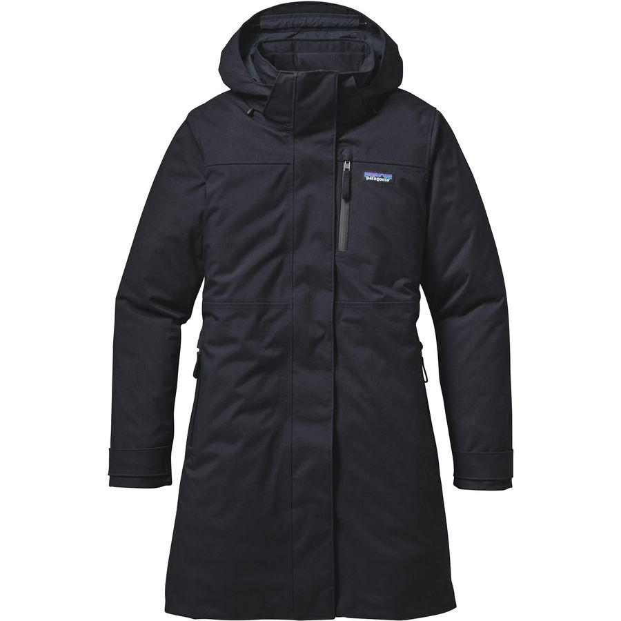 Patagonia Stormdrift Insulated Parka - Womens