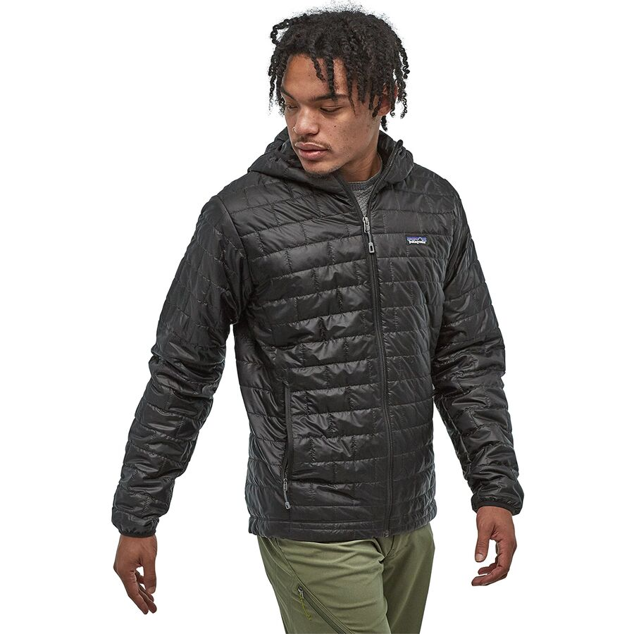 Patagonia Nano Puff Hooded Insulated Jacket Men S