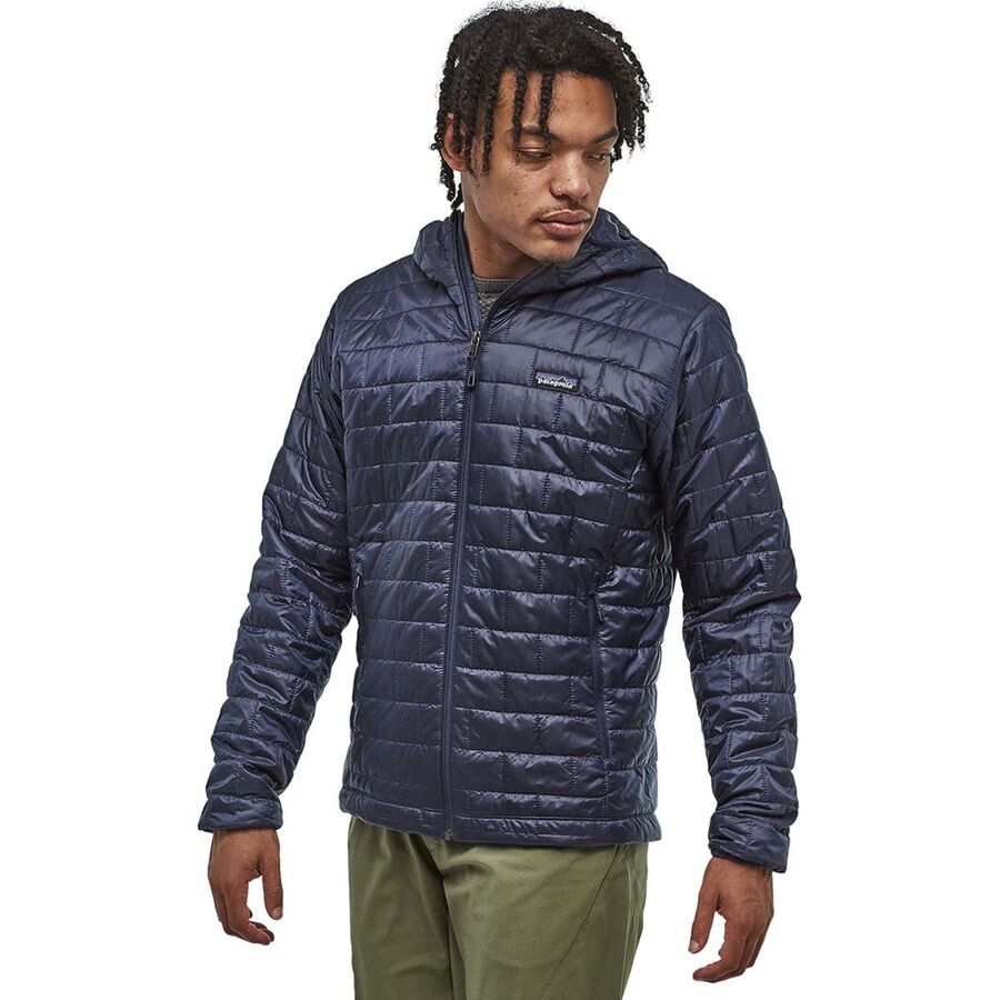 1b498e96aebc4 Patagonia Nano Puff Hooded Insulated Jacket - Men's | Backcountry.com