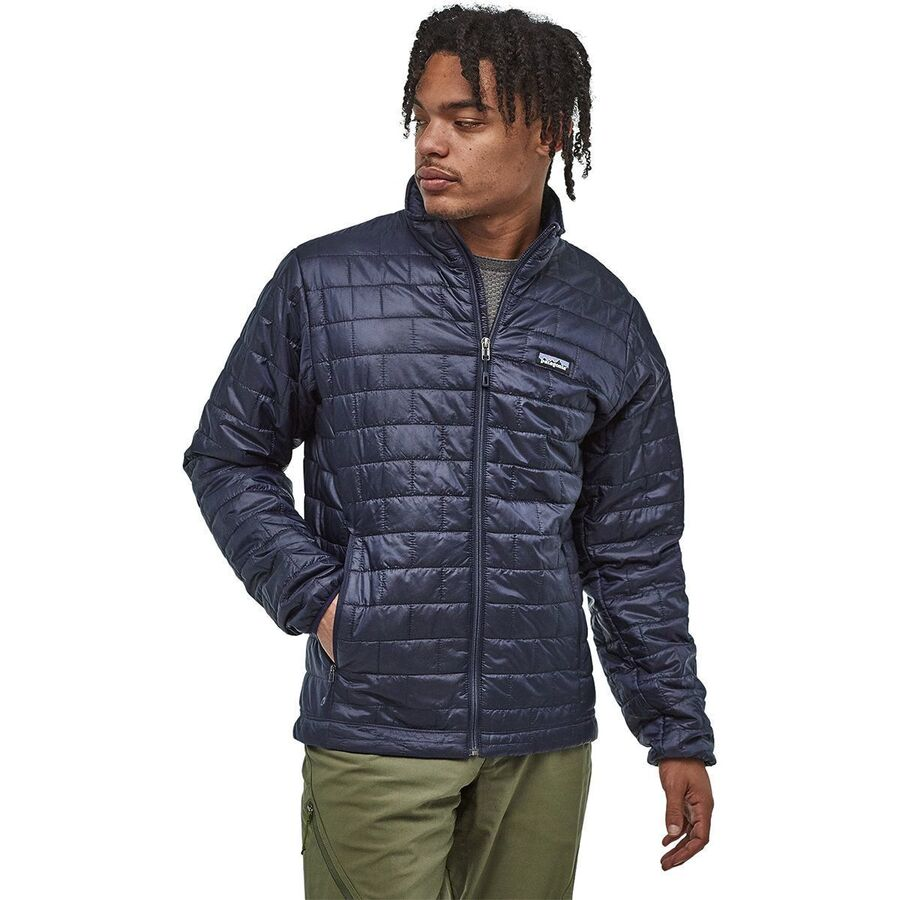 273bd092 Patagonia Nano Puff Insulated Jacket - Men's | Backcountry.com