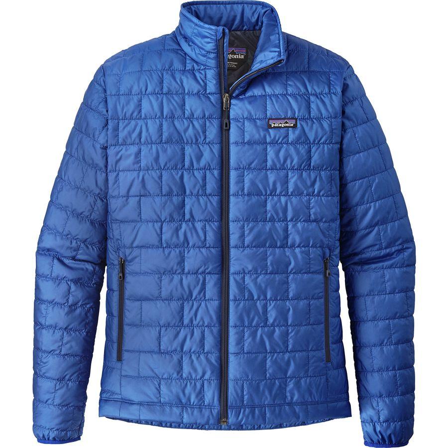 Patagonia Nano Puff Insulated Jacket - Mens