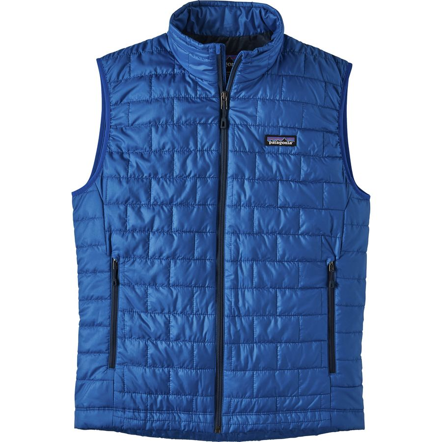 Patagonia - Nano Puff Vest - Men's - Viking Blue