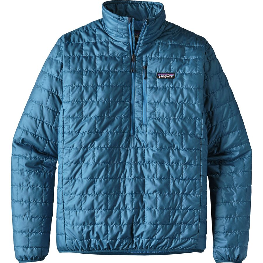Patagonia Nano Puff Insulated Pullover Men S Up To 70
