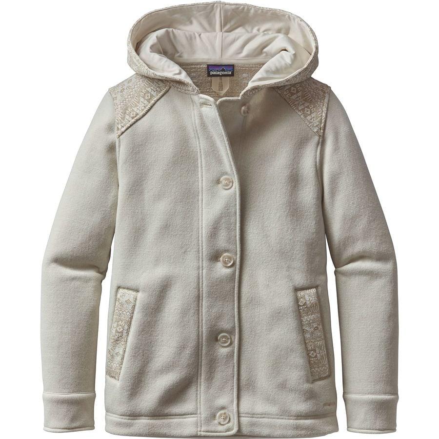 Patagonia Better Sweater Icelandic Hooded Fleece Jacket