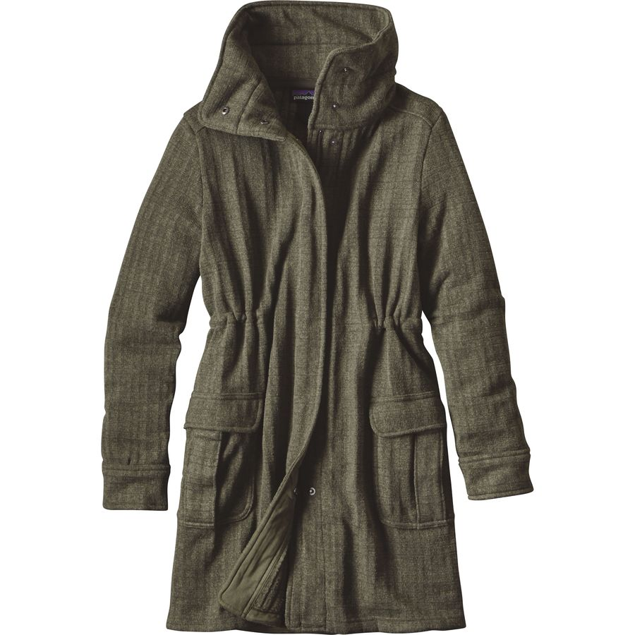Patagonia Better Sweater Fleece Coat - Women's - Up to 70% Off ...