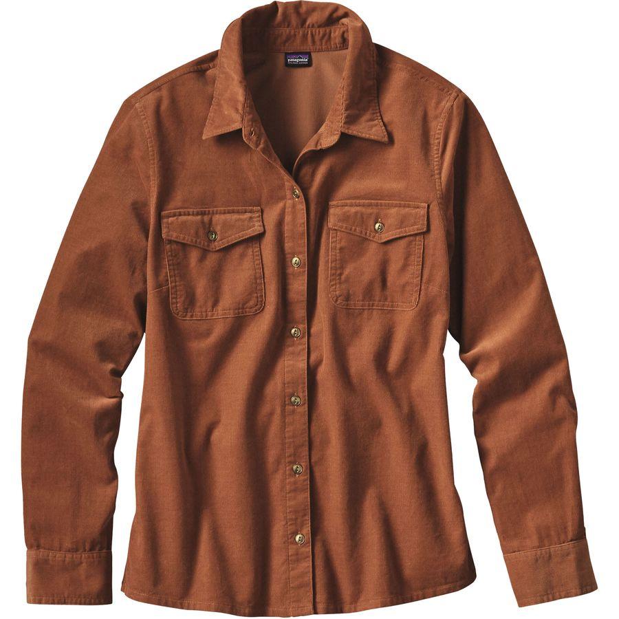 Patagonia Micro Cord Shirt - Womens