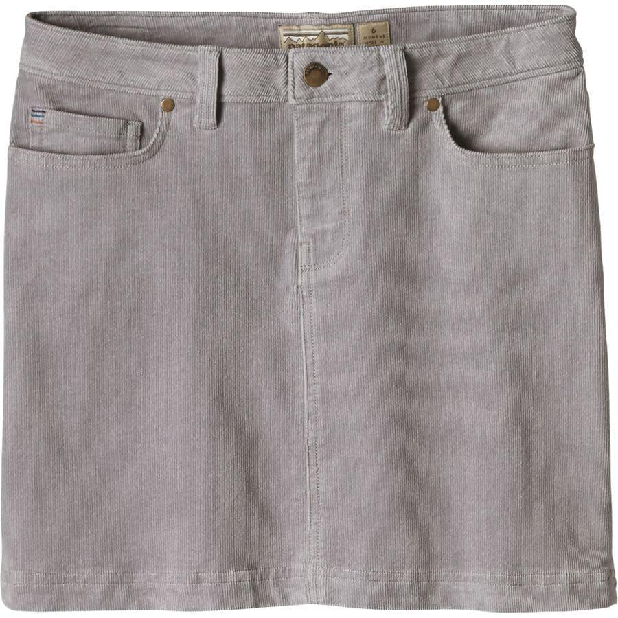 Patagonia Corduroy Skirt - Womens