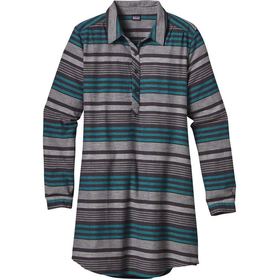 Patagonia Heywood Flannel Dress - Womens