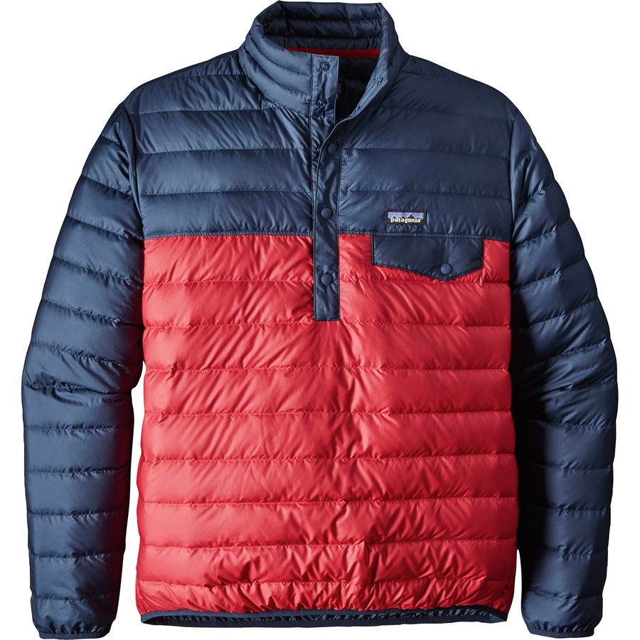 Patagonia Down Snap T Pullover Men 39 S
