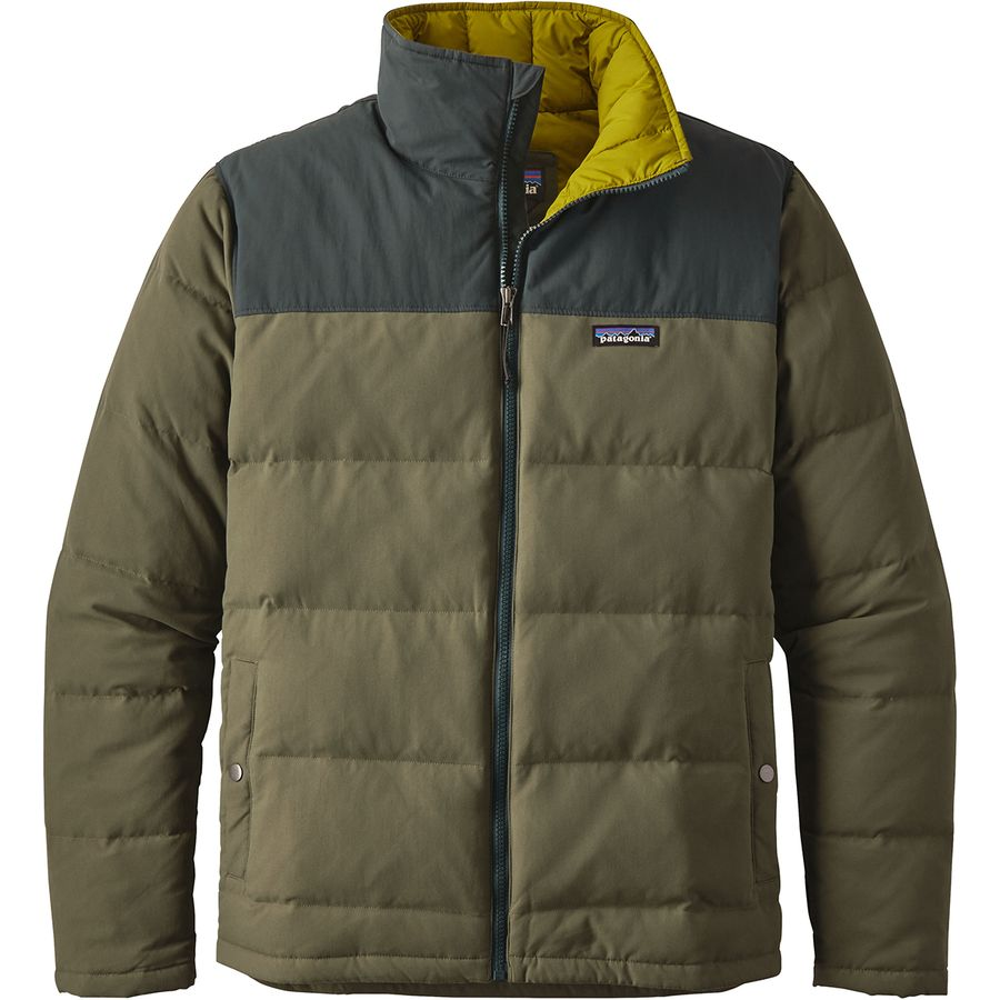 Patagonia Bivy Down Jacket - Men's | Backcountry.com