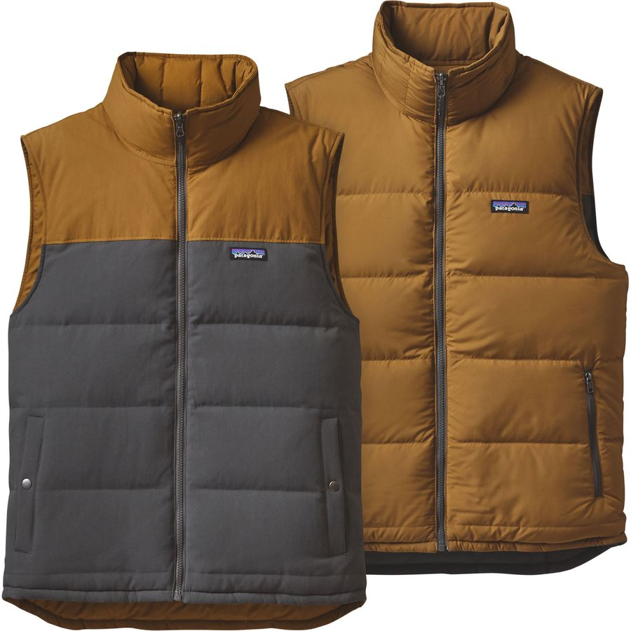 patagonia bivy down reversible vest men 39 s. Black Bedroom Furniture Sets. Home Design Ideas