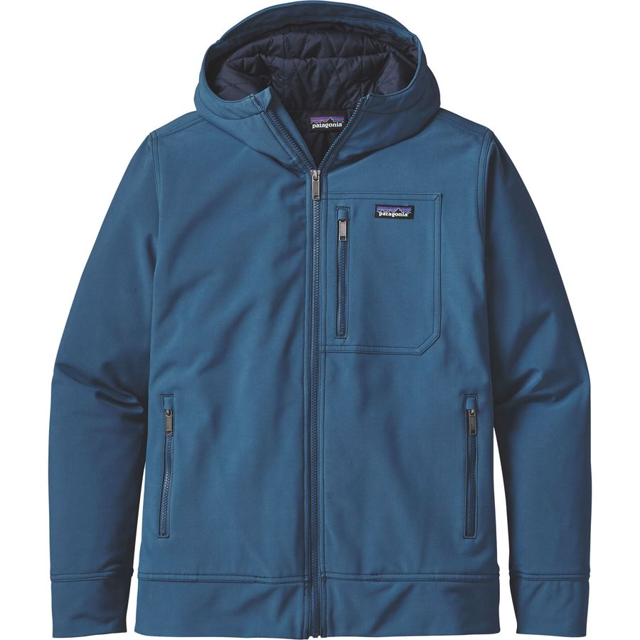 Patagonia Insulated Sidesend Hooded Jacket - Mens