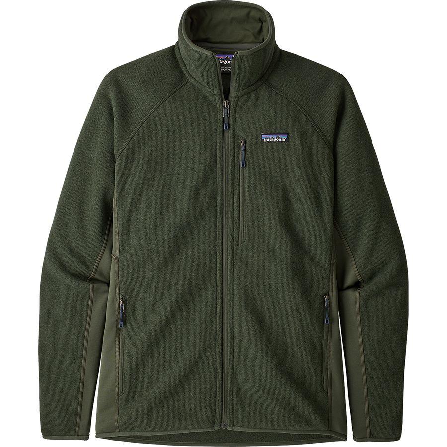 Patagonia Performance Better Sweater Fleece Jacket Men's