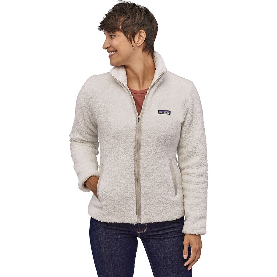 Patagonia - Los Gatos Fleece Jacket - Women s - Birch White ebf15d952