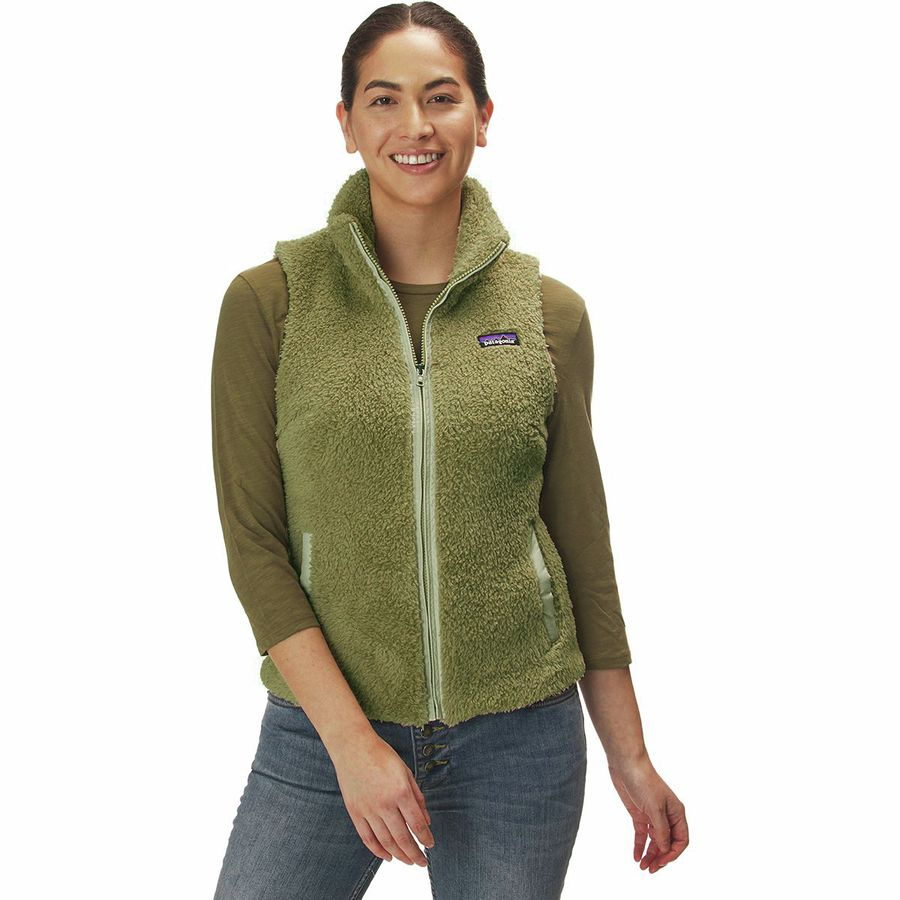 Patagonia - Los Gatos Vest - Women's - Fatigue Green