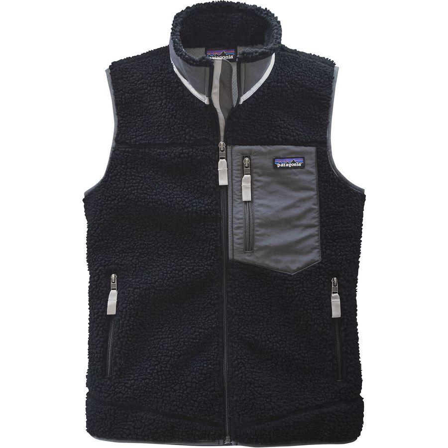 Patagonia Classic Retro-X Fleece Vest - Womens
