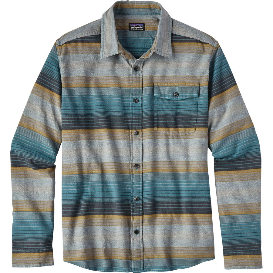 Patagonia Lightweight Fjord Flannel Shirt - Mens