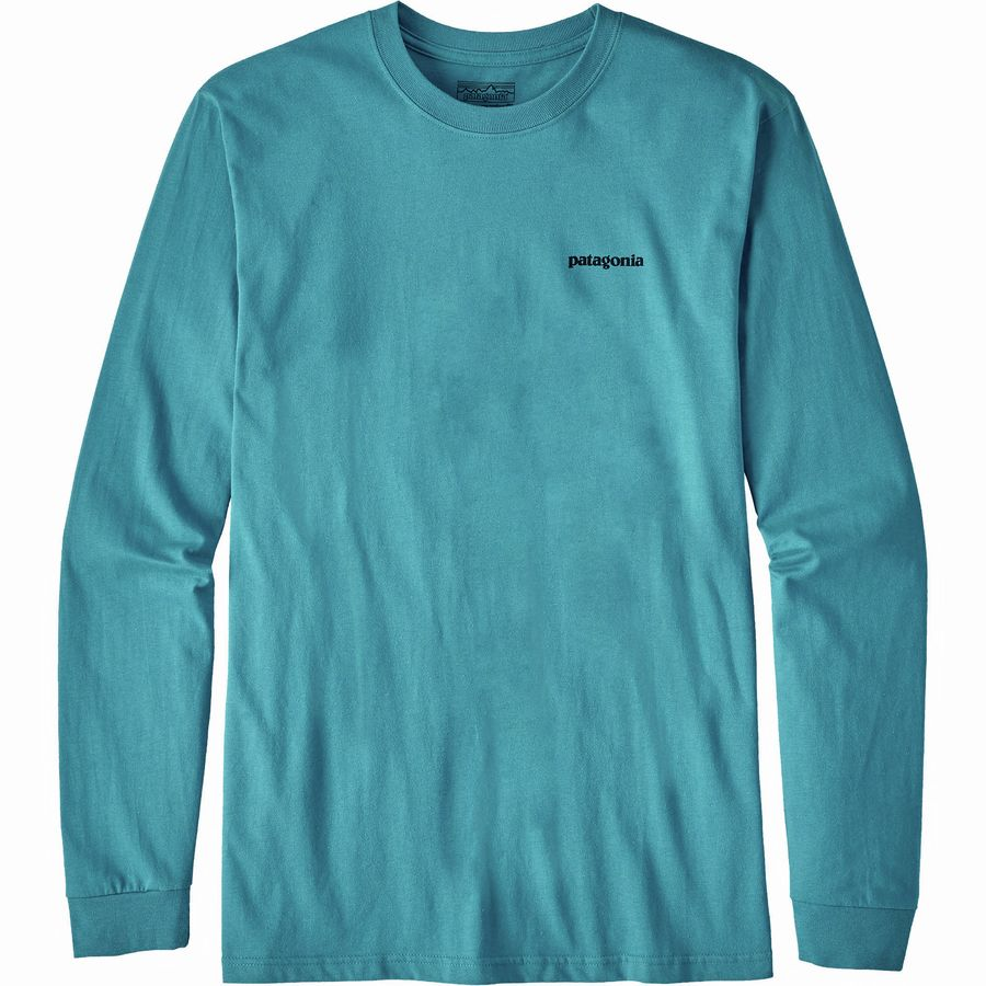 Teal Long Sleeve T Shirt South Park T Shirts