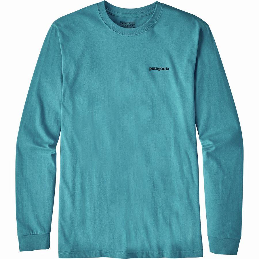 Patagonia Fitz Roy Trout Long Sleeve T-Shirt - Mens