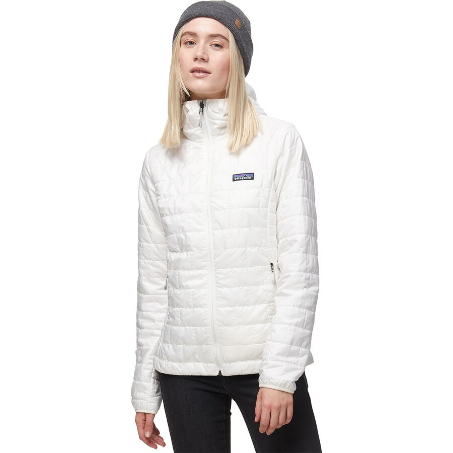 Patagonia Nano Puff Hooded Insulated Jacket - Womens