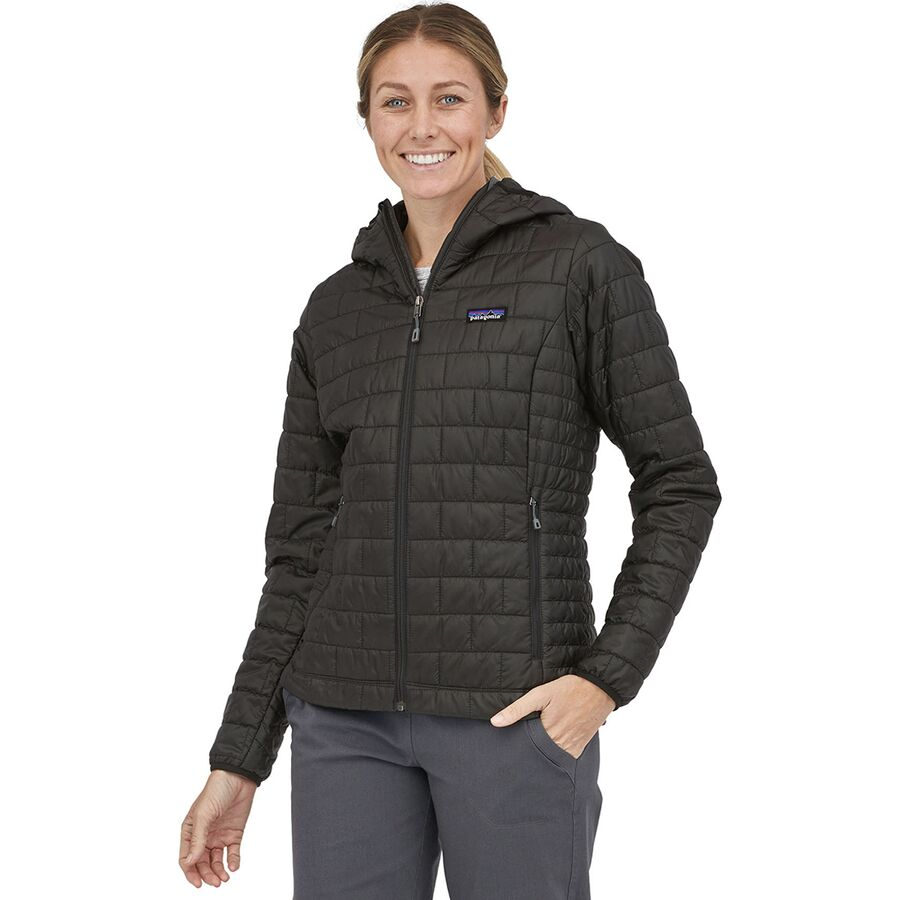 Patagonia Nano Puff Hooded Insulated Jacket Women S