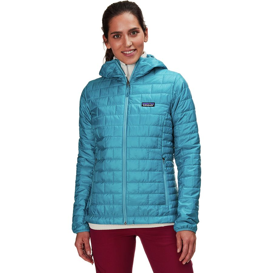 b7352d3ab Patagonia Nano Puff Hooded Insulated Jacket - Women s