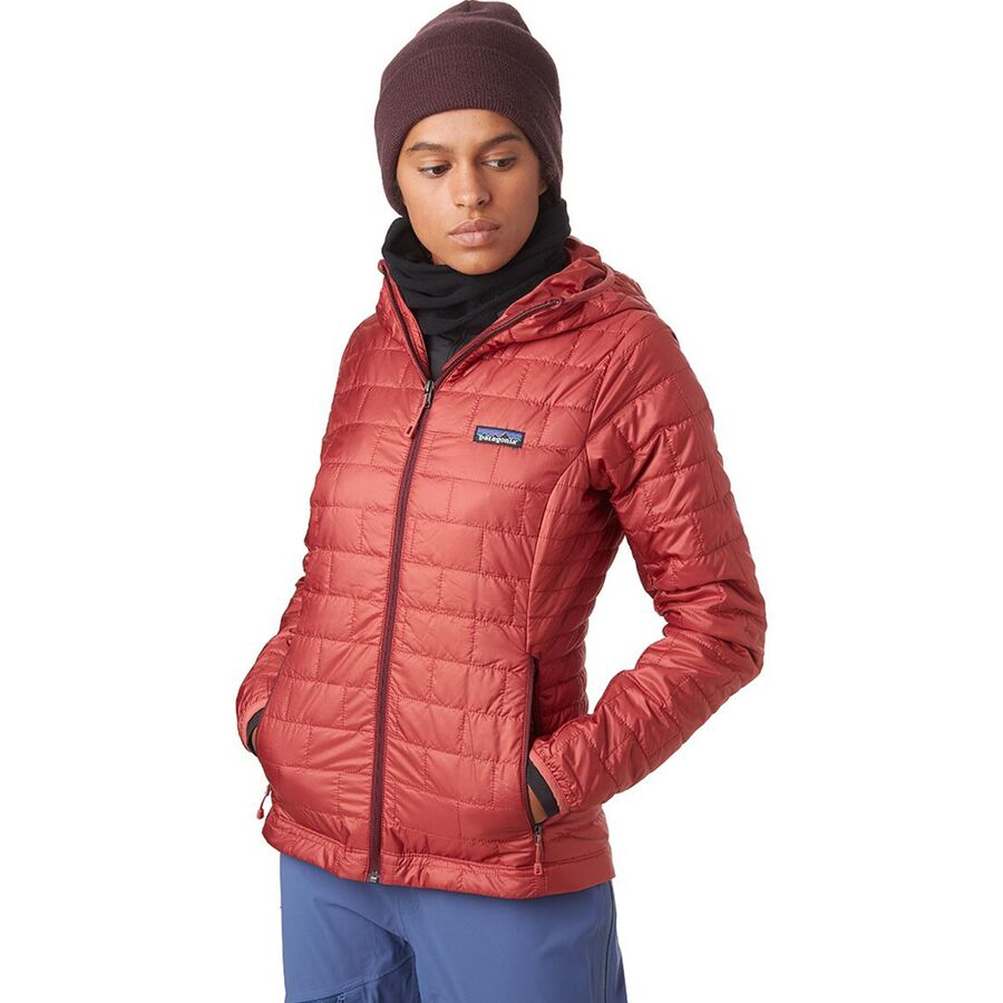 Patagonia Nano Puff Hooded Insulated Jacket Women S Backcountry Com