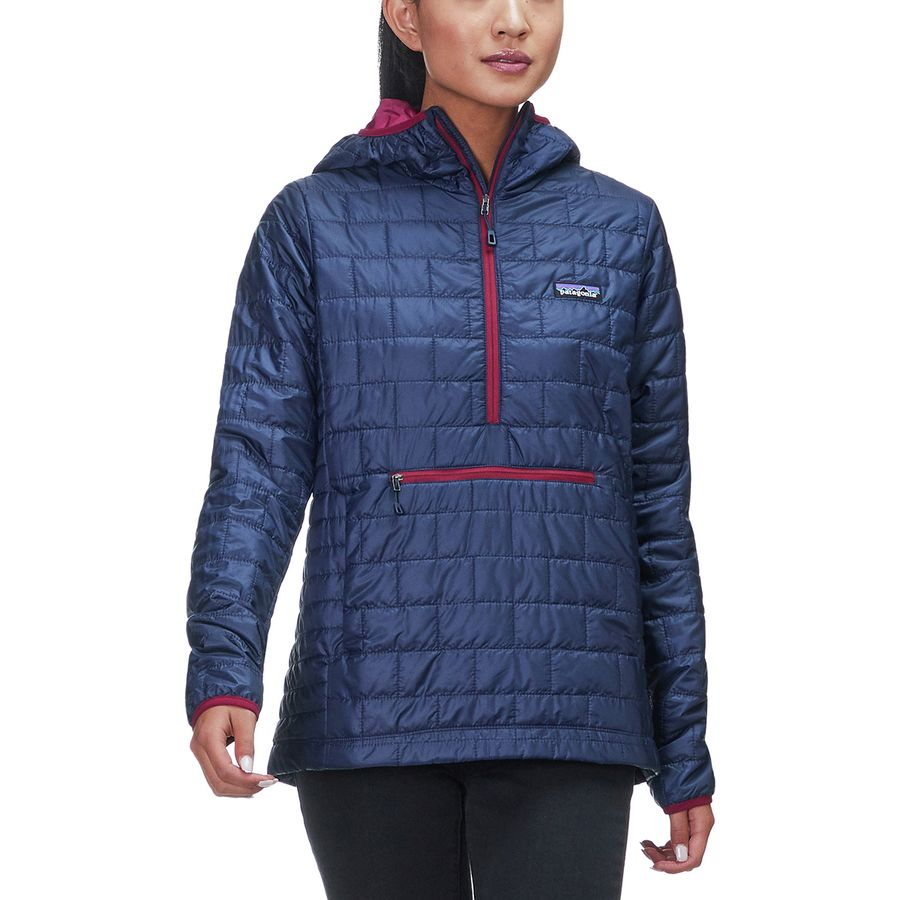 0a43a8909bb Patagonia Nano Puff Bivy Insulated Pullover - Women's | Backcountry.com