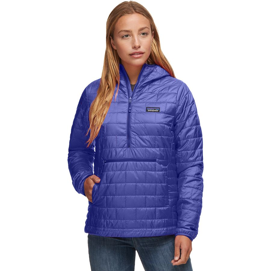 buy online 5e212 a87ec Patagonia Nano Puff Bivy Insulated Pullover - Women's