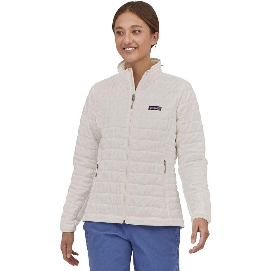 Patagonia nano puff jacket women