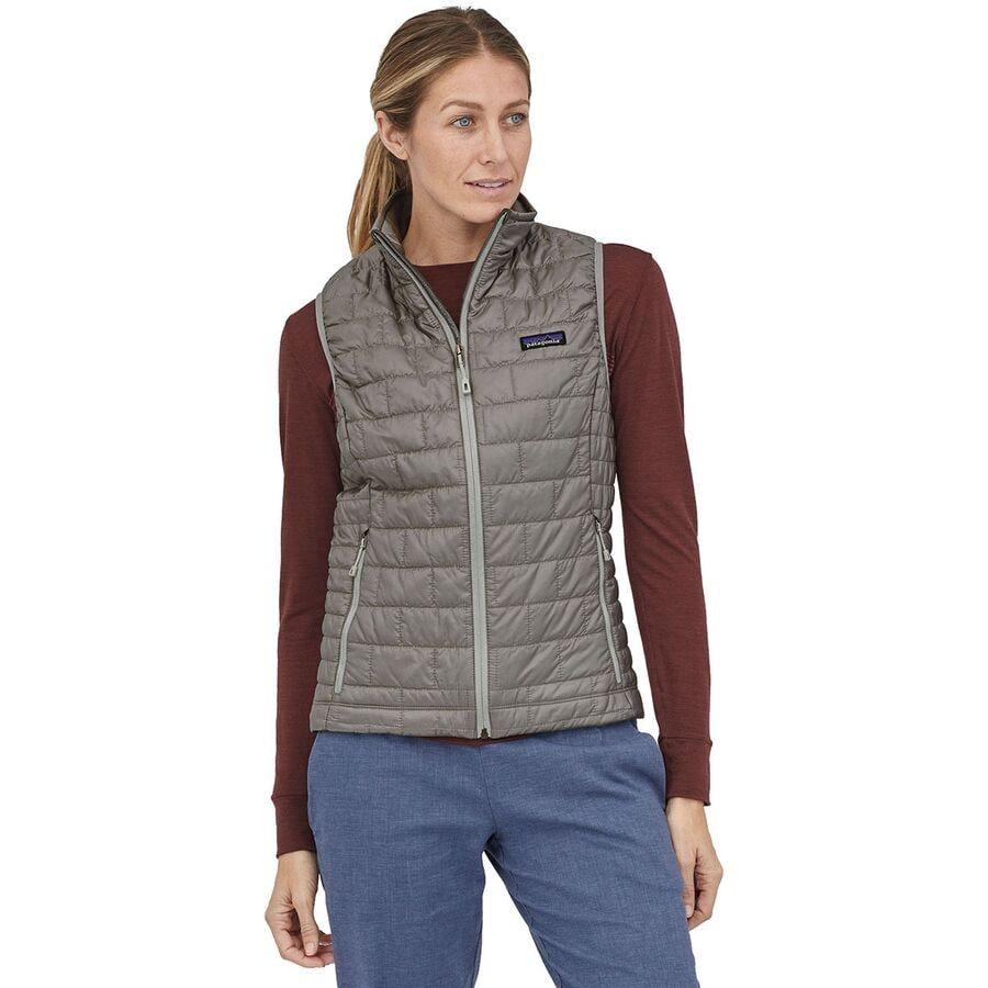 c78da7f49fcb Patagonia Nano Puff Insulated Vest - Women s